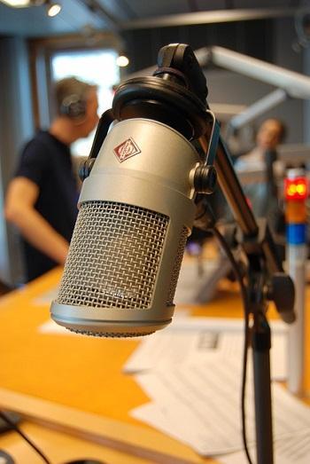 Bild Radiomoderation