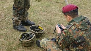 Bild Bundeswehrsoldat