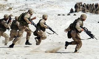 Bild Soldaten im Einsatz