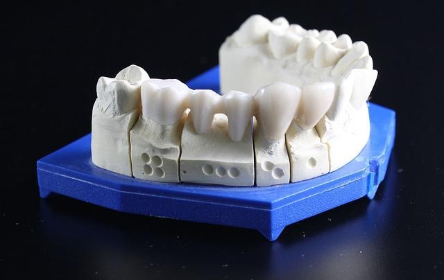 Bild Zahnprothese