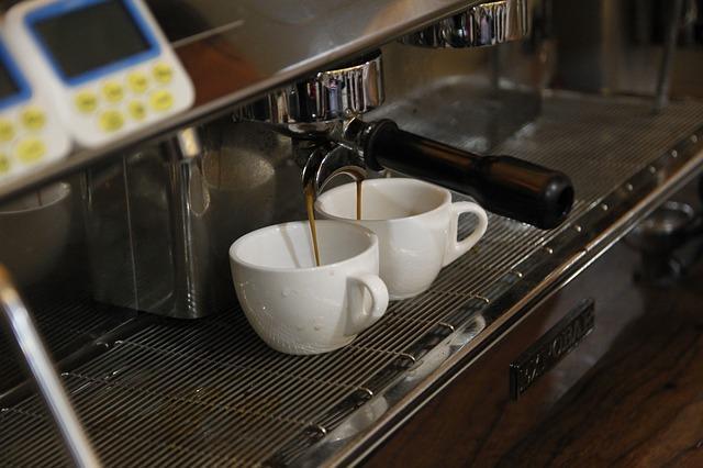 Bild Espressomaschine