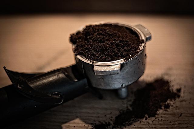 Bild Espressomaschine Kaffee