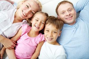 Bild Familie als Mieter
