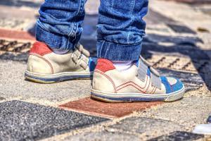 Kinderschuhe Sneaker