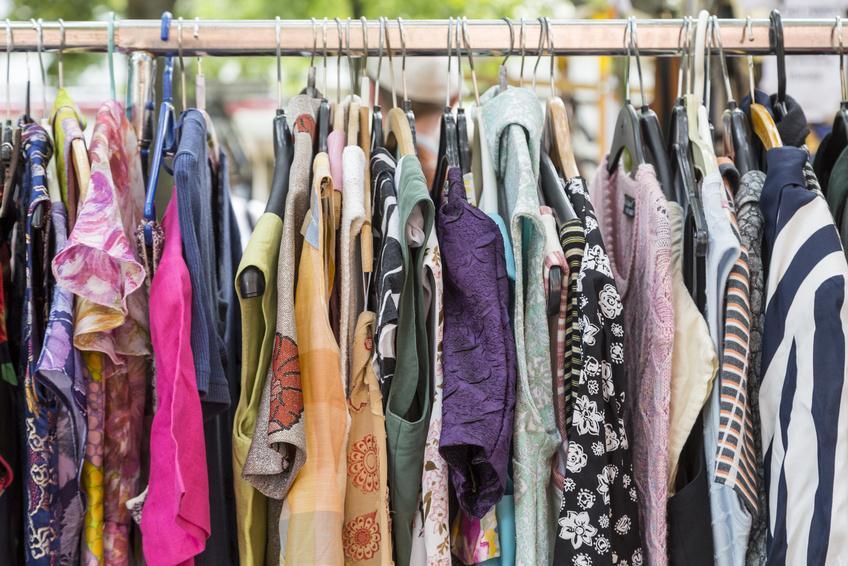 Secondhand-Kleidung