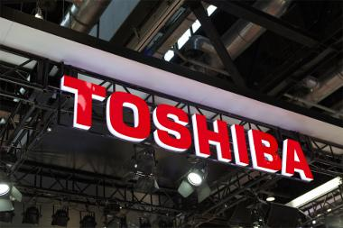 Bild Toshiba Logo