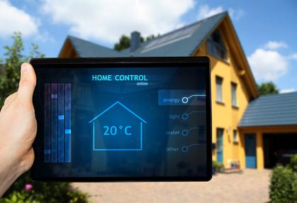 Das Zuhause mit dem iPad steuern - Realität
