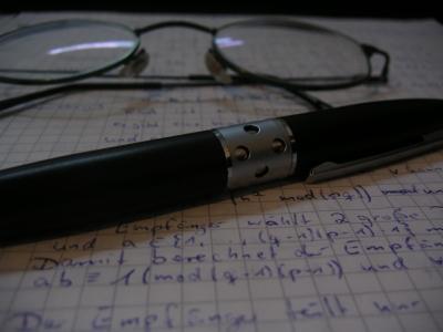 Bild: Arbeiten im Studium