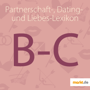 Bild Liebeslexikon B und C