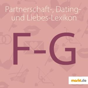 Bild Liebeslexikon F und G