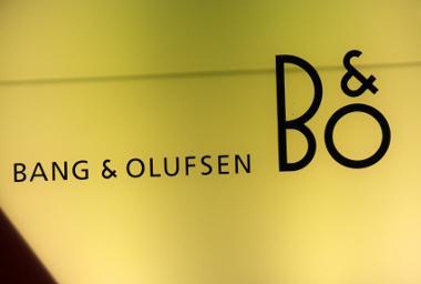 Bild Bang & Olufsen Logo
