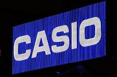 Bild Casio Logo