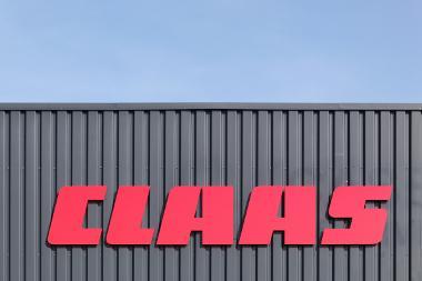 Bild Claas Logo