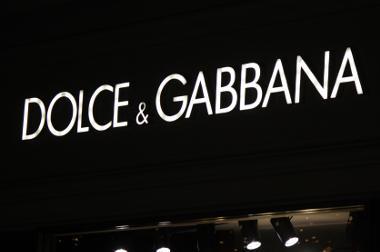 Dolce und Gabbana Logo
