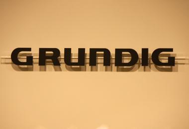 Bild Grundig Logo
