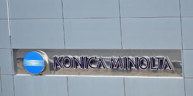 Bild Konica Minolta Logo