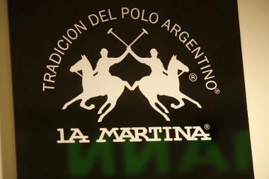 Bild Logog der Marke La Martina