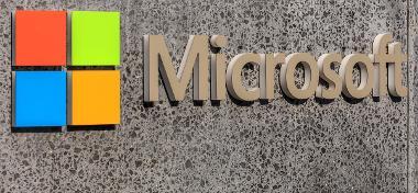 Bild Microsoft Logo