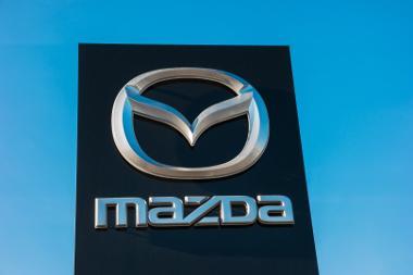 Bild Mazda Logo
