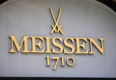 Bild Meissen Logo