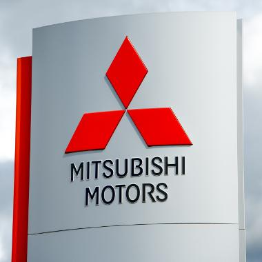 Bild Mitsubishi Logo