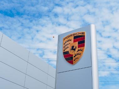 Bild Porsche Logo