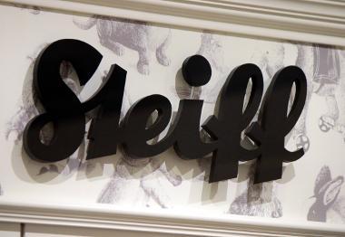Bild Steiff Logo
