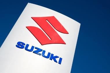 Bild Suzuki Logo