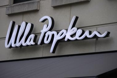 Bild Logo der Marke Ulla Popken