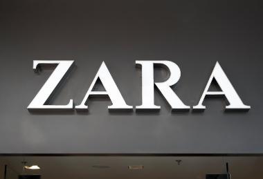 Bild Zara Logo