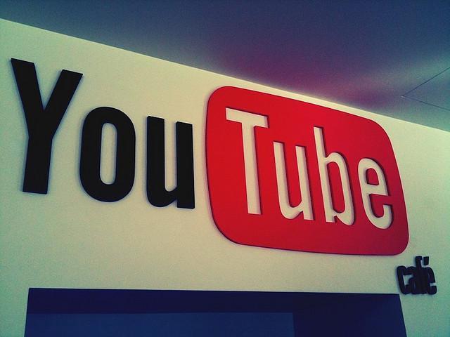 Bild Schild Youtube