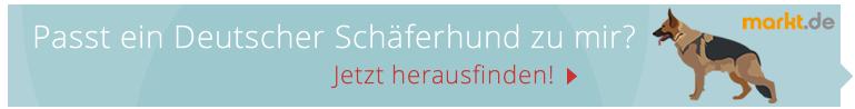 Schäferhund Banner