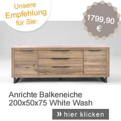 Anrichte Balkeneiche