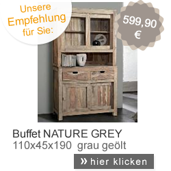 Buffet Nature Grey