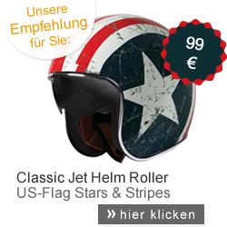 Classic Jet Helm