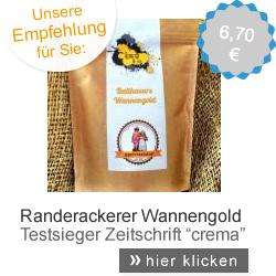 Randerackerer Wannengold Kaffee
