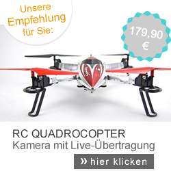 RC Quadrocopter