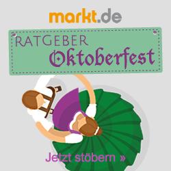 Die markt.de Ratgeber zum Oktoberfest - Jetzt stöbern