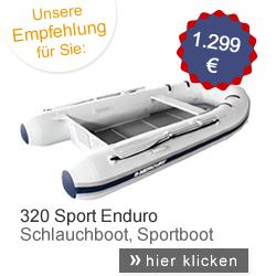 Schlauchboot 320 Enduro