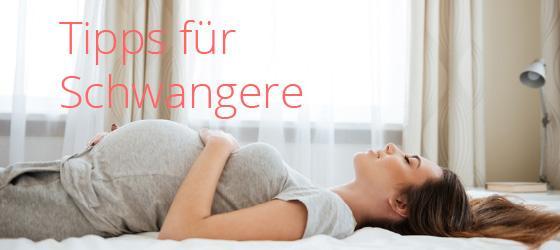 Tipps für Schwangere