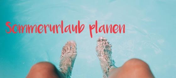 Sommerurlaub planen