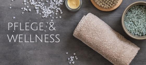 Pflege und Wellness