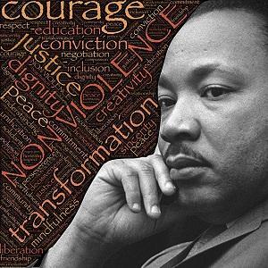 Bild Martin Luther King