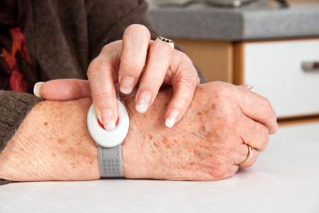 Bild von Notrufsystem für Senioren