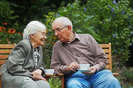 Bild von Senioren