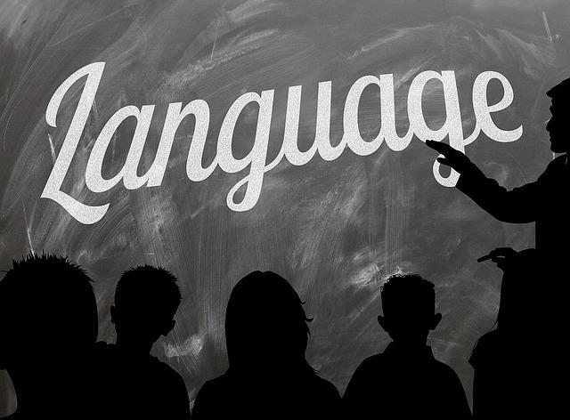 Bild Sprache lernen