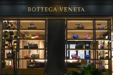 Bild Geschäft der Marke Bottega Veneta