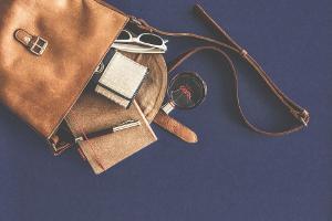 Bild Handtasche Nappaleder