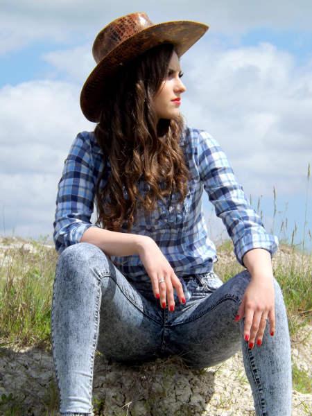 Bild von Western Style
