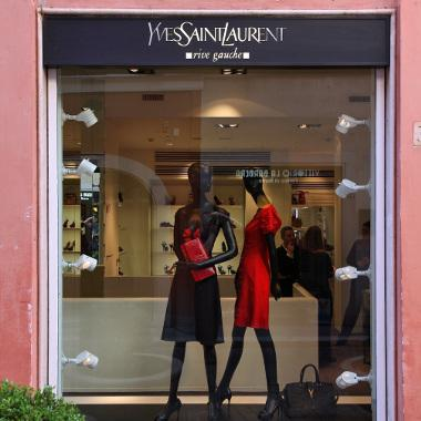 Yves Saint Laurent Store